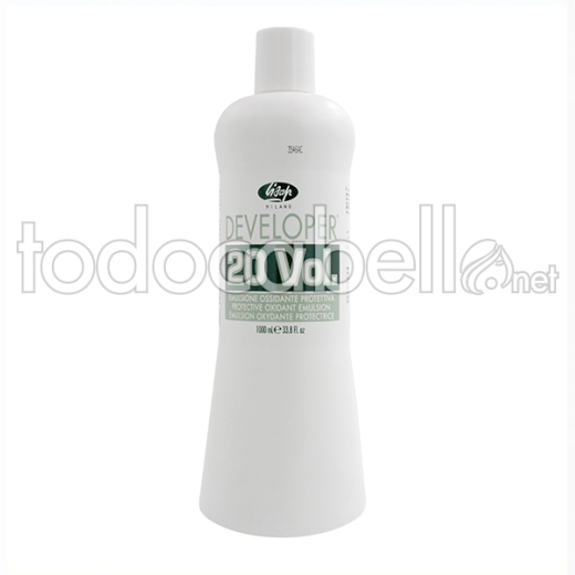Lisap Developer 20 Vol Fluido 1000 Ml