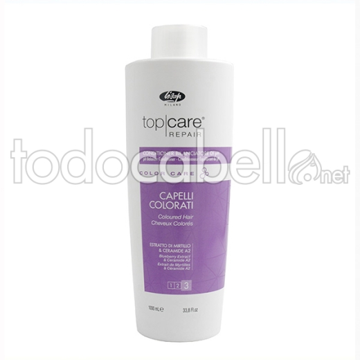Lisap Color Care Acondicionador Acido Post-coloreado Balanceador 1000 Ml