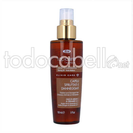 Lisap Top Care Repair Elixir Care Olio (aceite) 150 Ml