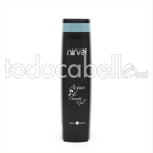 Nirvel ChampÚ Argan Gel 250 Ml