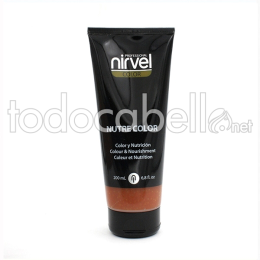 Nirvel Nutre Color Naranja 200 Ml