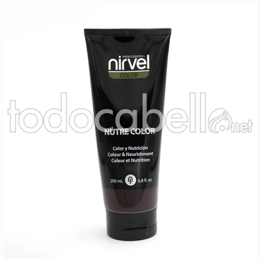 Nirvel Nutre Color Marron 200 Ml