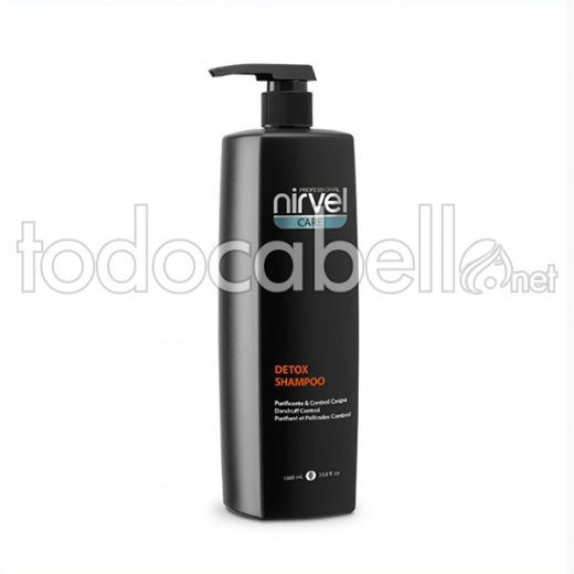 Nirvel Care Detox ChampÚ Caspa 1000ml