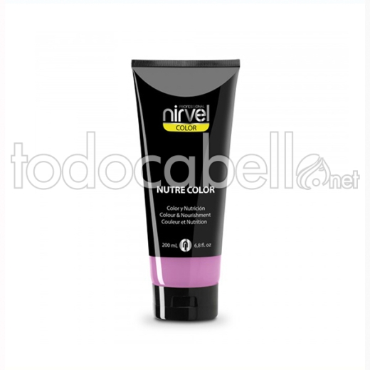 Nirvel Nutre Color Fluor Chicle 200ml