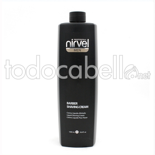 Nirvel Men Barber Shaving Cream 1000 Ml