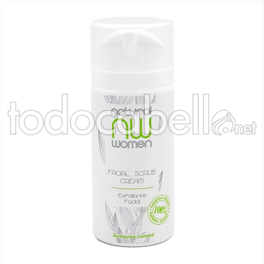 Natural Women Facial Scrub Cream 100 Ml