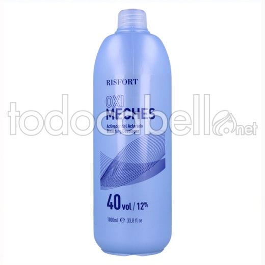 Risfort Oxidante Mechas Act 40vol (12%) 1000 Ml