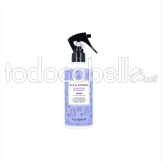 Alfaparf Style Stories Esculpting Cabello Spray (ex-f)