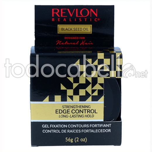 Revlon Real Black Seed Edge Control 56g