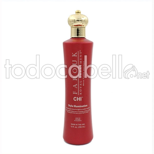 Farouk Royal By Chi Style Illumination Gel 355 Ml