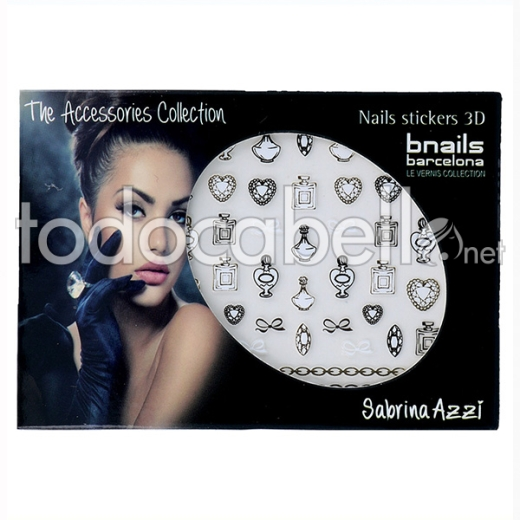 Sabrina Bnails Deco Stickers Seduction (101)