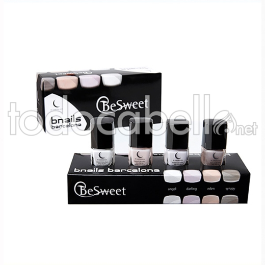 Sabrina Bnails Le Kit Be Sweet (4ux5ml)