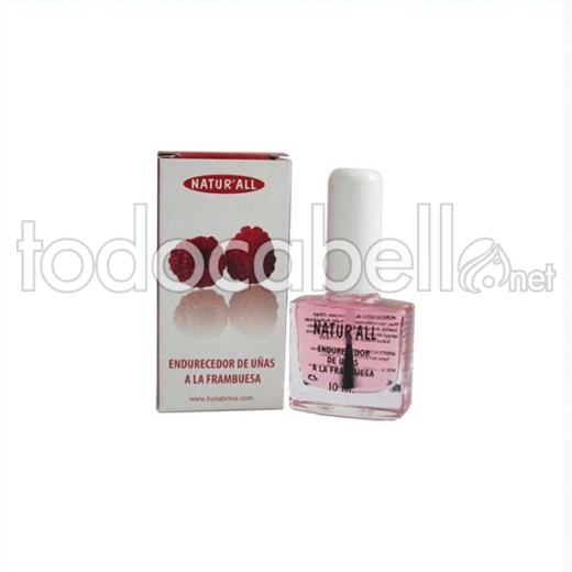 Sabrina Natur All Endurecedor Frambuesa 10 Ml