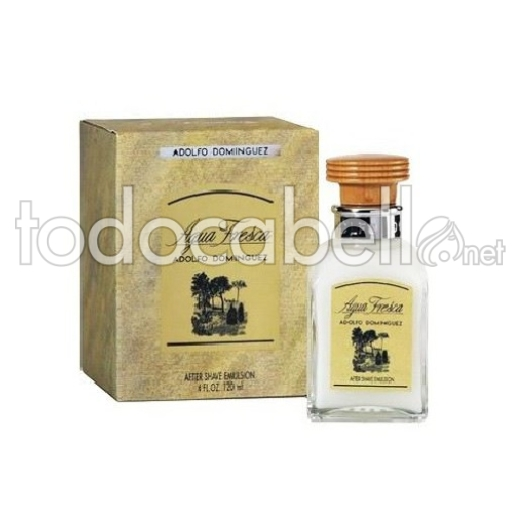 Adolfo Dominguez Agua Fresca Edt 120ml Vapo