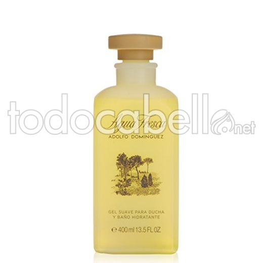 Adolfo Dominguez Agua Fresca Gel Hidratante 400ml
