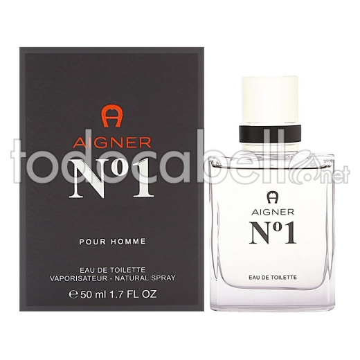 Aigner Nº1 Man Edt 50ml Vapo
