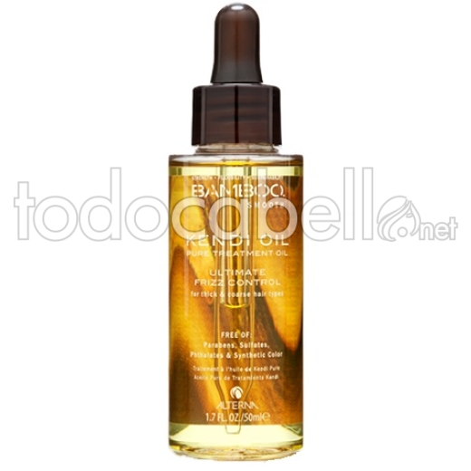 Alterna BAMBOO Smooth Kendi Oil Pure Treatment 50ml