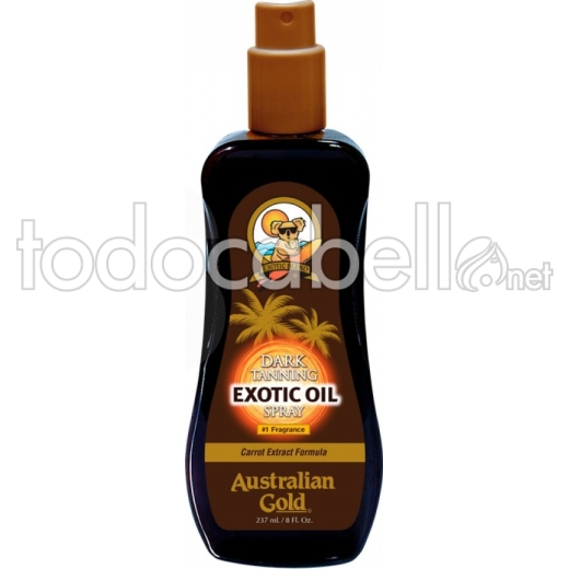 Australian Gold Intensifier Exotic Oil 237ml
