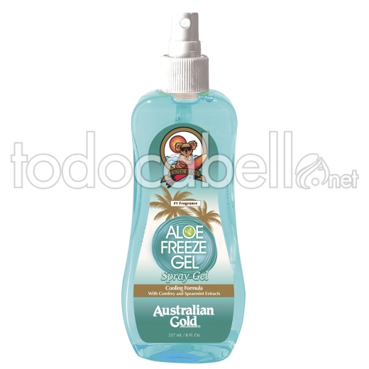 Australian Gold After Sun Aloe Freeze Gel 237ml