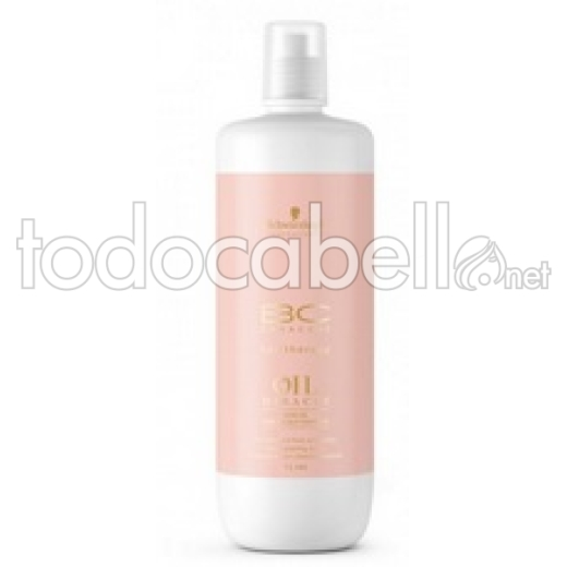 Schwarzkopf BC Oil Miracle Rose Champú 1000ml