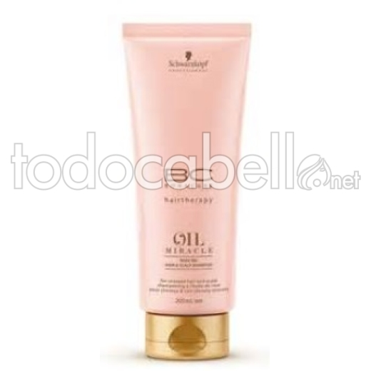 Schwarzkopf  BC Oil Miracle Rose Champú 200ml
