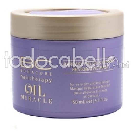 Schwarzkopf BC Oil Miracle Barbary Fig Oil Mascarilla Restauradora 150ml