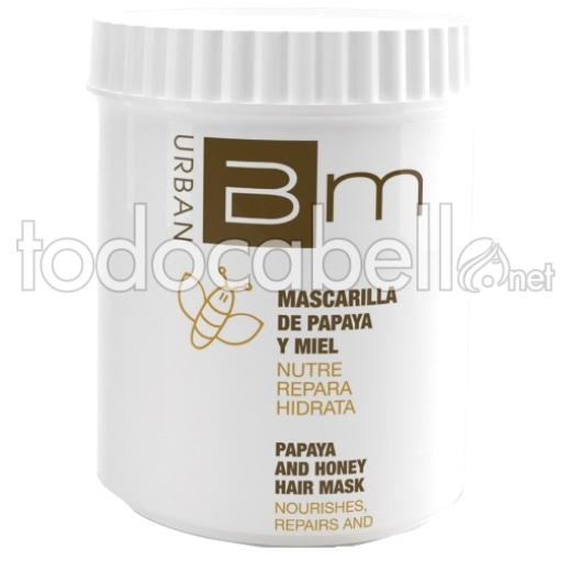 Blumin Urban BM Mascarilla de Papaya y Miel 700ml