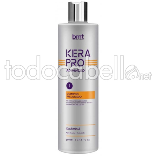 bmt KERAPRO Advanced Máscara de Alisado 1000ml
