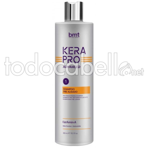 bmt KERAPRO Advanced Máscara de Alisado 300ml