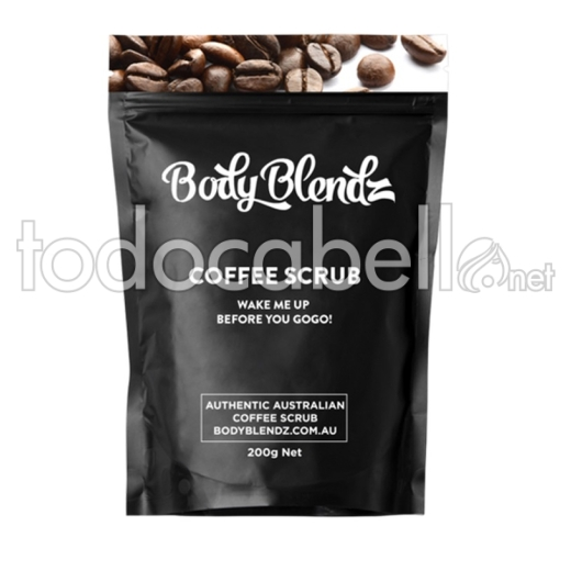 Body Blendz Exfoliante Coffee Scrub 200g