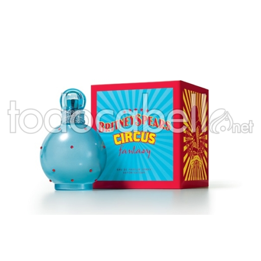 Britney Spears Fantasy Circus Edp 100ml Vapo