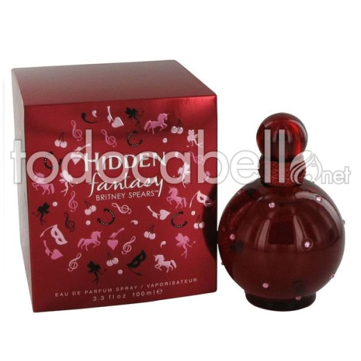 Britney Spears Hidden Fantasy Edp 100ml Vapo