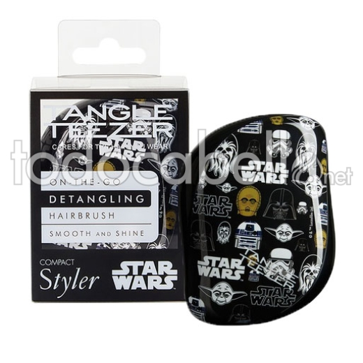 Cepillo Compact Styler Tangle Teezer Star Wars
