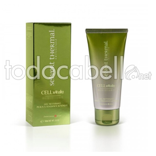 Selvert Cell Vitale Gel Limpiador 100ml