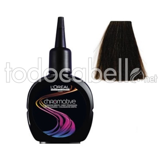 L´Oreal Chromative 6 Rubio Oscuro 70ml