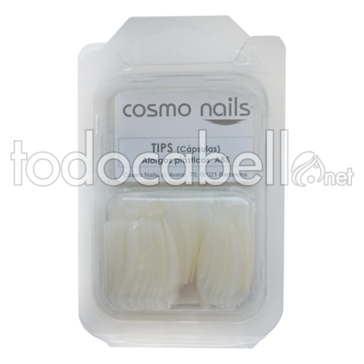 Cosmo Nails OUTLET Tips Naturales caja 50 uds nº 3