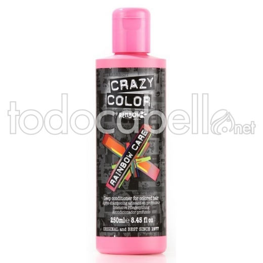 Crazy Color Acondicionador para cabellos coloreados  250ml