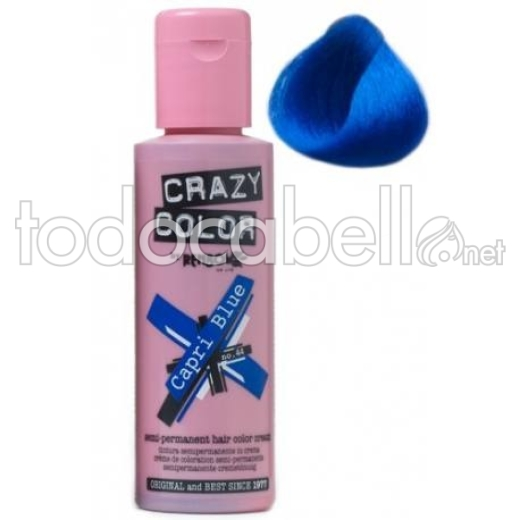 Crazy Color Nº44 Capri Blue 100ml 1