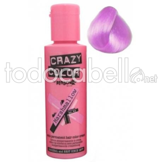 Crazy Color Nº64 Marshmallow 100ml 1