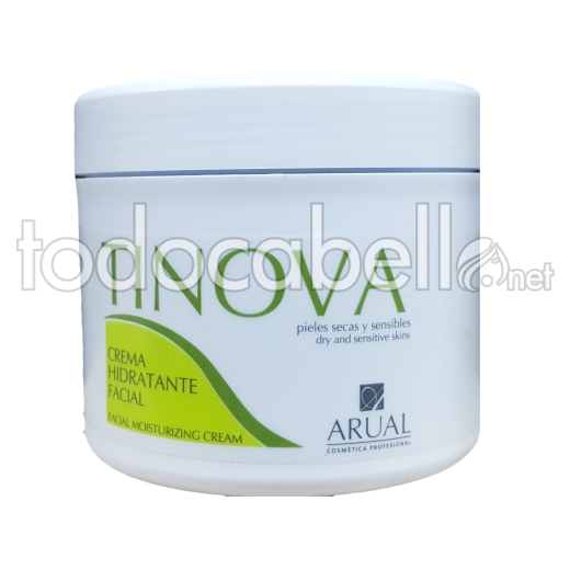 Arual OUTLET Tinova Crema Facial Hidratante 500 ml