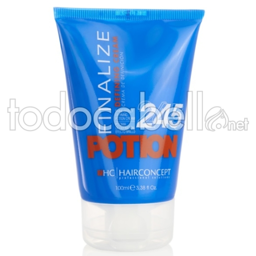 HC HairConcept  Finalize Cema de Definición Potion 245 100ml