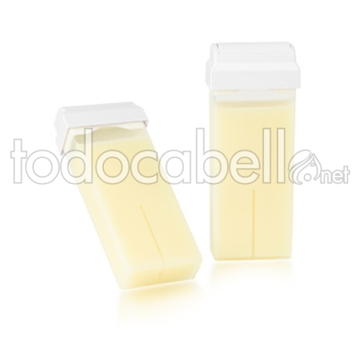 Depil Ok Cartucho Cera Depilacion Semi Fria MILK Roll-on 100ml