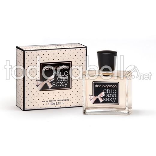 Don Algodon Chic And Sexy Edt 100ml Vapo