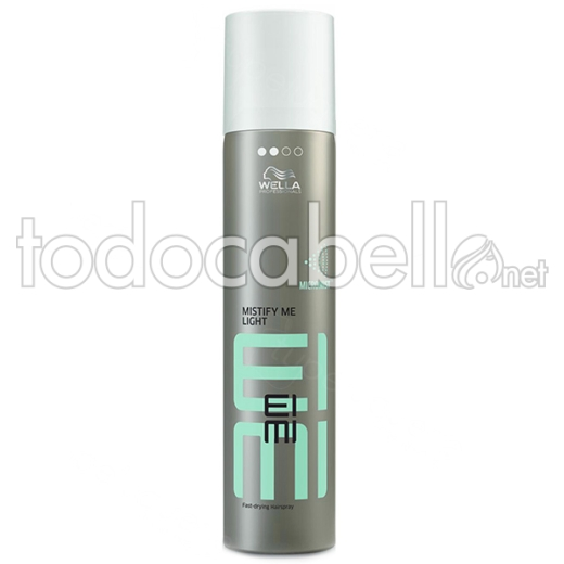 Wella EIMI Mistify Laca Secado Rapido Light Nivel 2 300 ml
