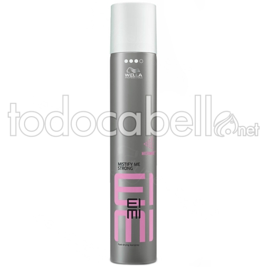 Wella EIMI Mistify Laca Secado Rapido Strong Nivel 3 500 ml