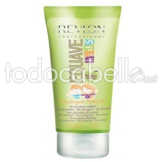 Equave Kids Gel Styling Hypoalergénico para niños 125ml