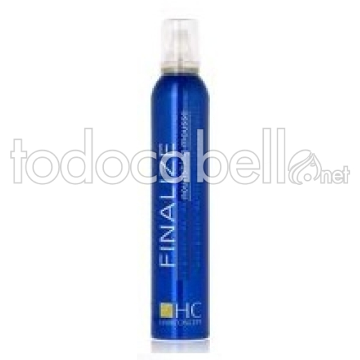 HC Hairconcept Finalize Mousse Extra Strong fijación Extra Fuerte 300ml.