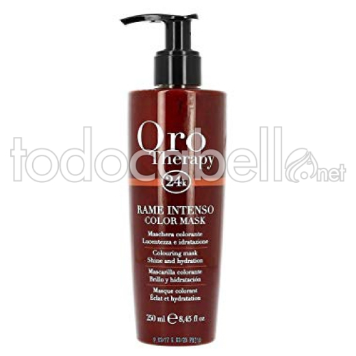 Fanola Orotherapy Mascarilla Color Cobre 250ml