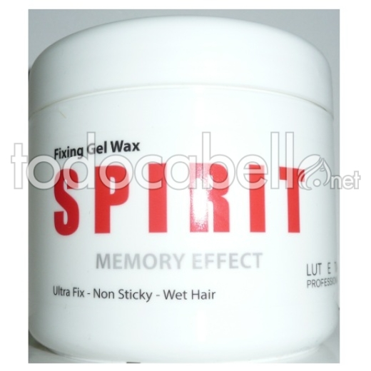 Fixing Gel Wax Spirit Con efecto Memoria 500ml.