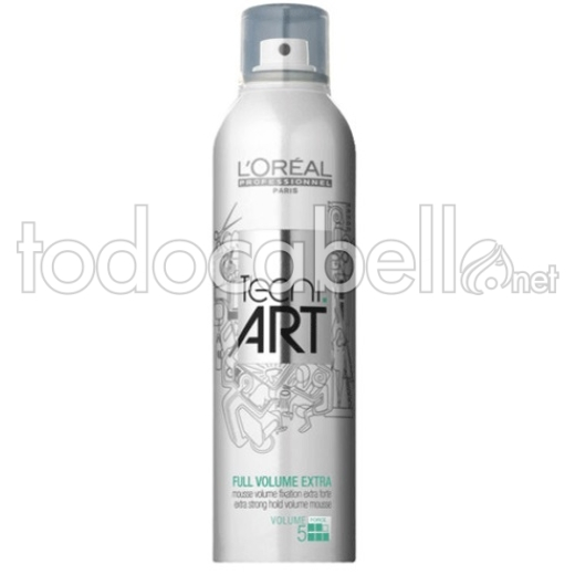 L´Oreal Professionnel Tecni.Art Full Volume Extra Espuma 250ml